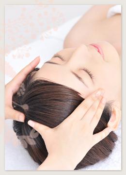 大津 美容室pearl flora(パールフローラ)の頭皮ケア