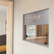大津 美容室pearl flora(パールフローラ)の内観